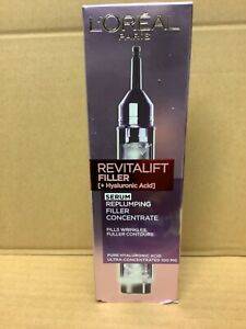 Loreal Paris Revitalift Filler Replumping Hyaluronic Acid Serum 16ml (boxes dam)