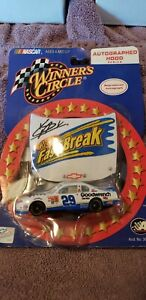 KEVIN HARVICK 29 GM GOODWRENCH 2002 MONTE CARLO REESES FASTBREAK RCR CHEVROLET