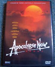 DVD Apocalypse Now Redux - Francis Ford Coppola