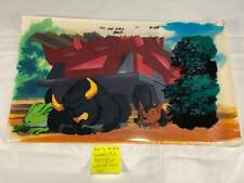 TRANSFORMERS JAPANESE BEAST WARS 2 BIGHORN DIVER ANIMATION ART CELL LOT 177 cel