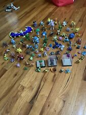 VINTAGE-Huge Lot Of 90+ Pokemon Figures And Toys