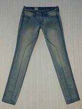 VOLCOM ― Womens Size 5 ― PISTOL LEGGING Light Denim Skinny Leg Jeans ― #Z367