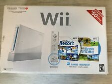 Nintendo Wii Sports White Console Box Only With Trays- No Manuals