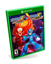 Mega Man X Legacy Collection 1 y 2  XBOX ONE IMPORTADO NUEVO INGLES FISICO JUEGO
