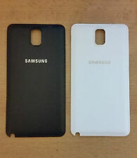 Back cover for Samsung NOTE 3 battery door rear housing battery door case OEM