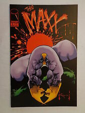 The Maxx Kieth Messner-Loebs Sinclair Heisler Rude #1 Image Comics March 1993 NM