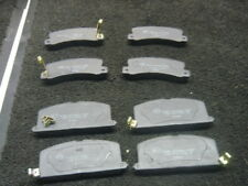 TOYOTA CELICA ST202 DISC BRAKE PADS FRONT REAR