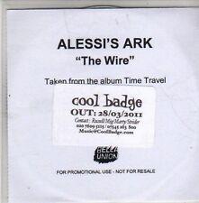 (CB750) Alessi's Ark, The Wire - 2011 DJ CD