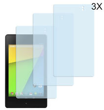 3 x Google Nexus 7 (2013) Matt Folie Antireflex Schutzfolie Displayschutzfolie