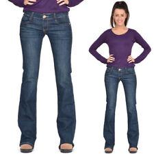 Indigo, Dark wash Unbranded Regular Low Jeans for Women