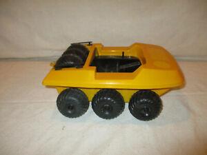 VINTAGE 1970s HASBRO G.I. JOE ADVENTURE TEAM THE SECRET OF THE MUMMYS TOMB ATV