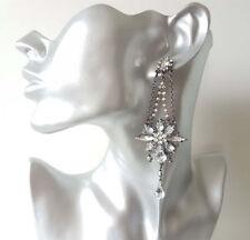 River Island Crystal Costume Earrings