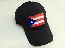 SOUND Activated FLASHING LED LIGHT UP PUERTO RICAN PUERTO RICO FLAG DJ PARTY HAT