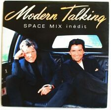 "MODERN TALKING - FRANCE ONLY SINGLE CD ""SPACE MIX"""
