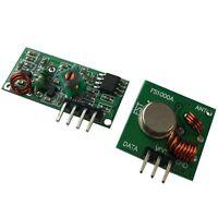 433Mhz RF Sender Empfänger Wireless Kit Transmitter Receiver Module Arduino