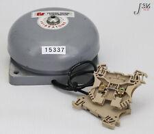 15337 FEDERAL SIGNAL VIBRATONE BELL, 120VAC 500-120-1
