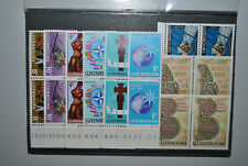 Luxembourg 1983 Paires MNH