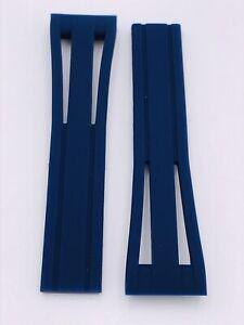 Watch Strap Locman Montecristo Blue Reference 520/521 Lady on Sale New