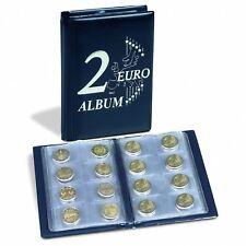 2 Euro Coin Collection Album Route Pocket Album LEUCHTTURM 350454, Mini Album