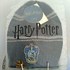 Bonnet Long Tombant Ravenclaw - Serdaigle - Harry Potter