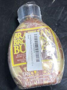 Ed Hardy Brazilian Browning Butter Dark Tanning Lotion - Skin Softening Golden T