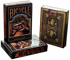 Bicycle Bacon Lovers Playing Card by Collectable Playing Cards - Trick Pig