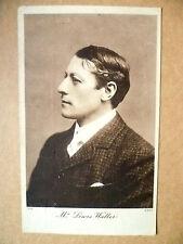 1908 Used Postcards- Actors LEWIS WALLER, No. 1023 + Stamp