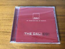 The DALI CD Vol. 3 Audiophile Test CD Limitiert 'Die Rote' mega rar (NEU/OVP!)