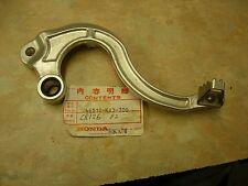 Honda CR125 rear brake pedal 1982