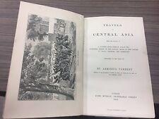 Vàmbéry Arminius. Travels in central Asia.