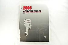 Factory Service Manual 2005 Johnson  30 hp   4-Stroke   5005992