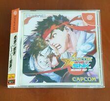 CAPCOM vs. SNK - Millenium Fight 2000 SEGA DREAMCAST  NTSC-J  JPN / JAP