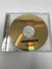 APOLLO 13 [Motion Picture Soundtrack] (CD, 1995, MCA) 24 Karat Gold Disc Bx Read