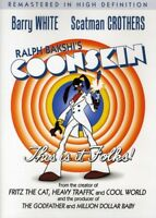 Coonskin [New DVD] Coonskin [New DVD] Remastered, Amaray Case