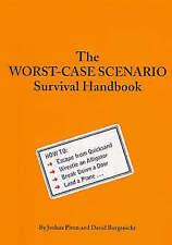 The Worst-case Scenario by Joshua Piven, David Borgenicht (Paperback, 1996)