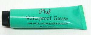 Phil Wood WaterProof Grease Original Formula 3oz L'Eroica - New - NOS