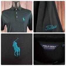 Polo Golf Ralph Lauren Titleist Tour Issued | Men's Small | S/S Pima Cotton Polo