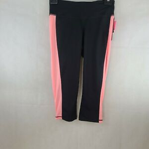 Ideology Womens Fitness Yoga Workout Capri Pants Athletic WP-214