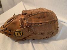 "New listing Vintage Wilson ""The A2800"" 1st Base Mitt LH Leather Glove RHT"