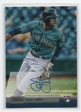 James Jones 2014 Topps Stadium Club RC Rookie Auto Autograph Seattle Mariners