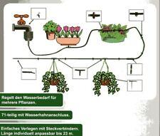 Pflanzzubehör 25m Automatisch Bewässerungssystem Micro Drip Bewässerung Diy Gartenpflanze De Auf Der Ganzen Welt Verteilt Werden