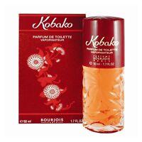 KOBAKO Bourjois Paris Eau de Toilette Classic Oriental Fragrance for Women 50ml