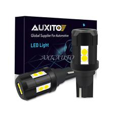 2X 921 912 194 Non-Polarity 3030SMD LED White Backup Reverse Light Bulbs CANBUS