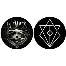 In Flames Turntable Slipmat Set: Battles
