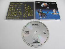 MAD ALIEN We Are Alive CD 1989 MEGA RARE OOP PROG POWER ORIGINAL 1st PRESSING!!!