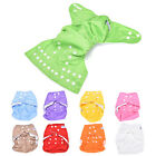 Sweet New Alva Reusable Baby Washable Cloth Diaper Nappy +1INSERT pick color PL