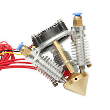 Diamond Hotend Mixing 3 colors in one Nozzle Triple  filament for 3D Printer
