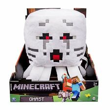 "Free Expedited shipping--Official Minecraft Ghast Large 13"" Soft Plush Toy"