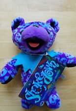 Grateful Dead Bean Bear Shakedown Excellent Condition with Tags