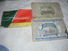 1949 dodge owners manuals